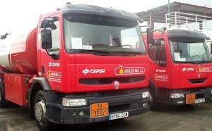 camiones reparto Gasoleos Rial